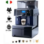 Кофемашина Saeco Aulika EVO Top High Speed Cappuccino Saeco