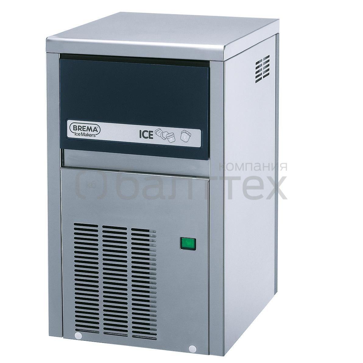 802b6469b0af0 Льдогенератор для кубикового льда Brema СВ 184A INOX Brema | продажа ...